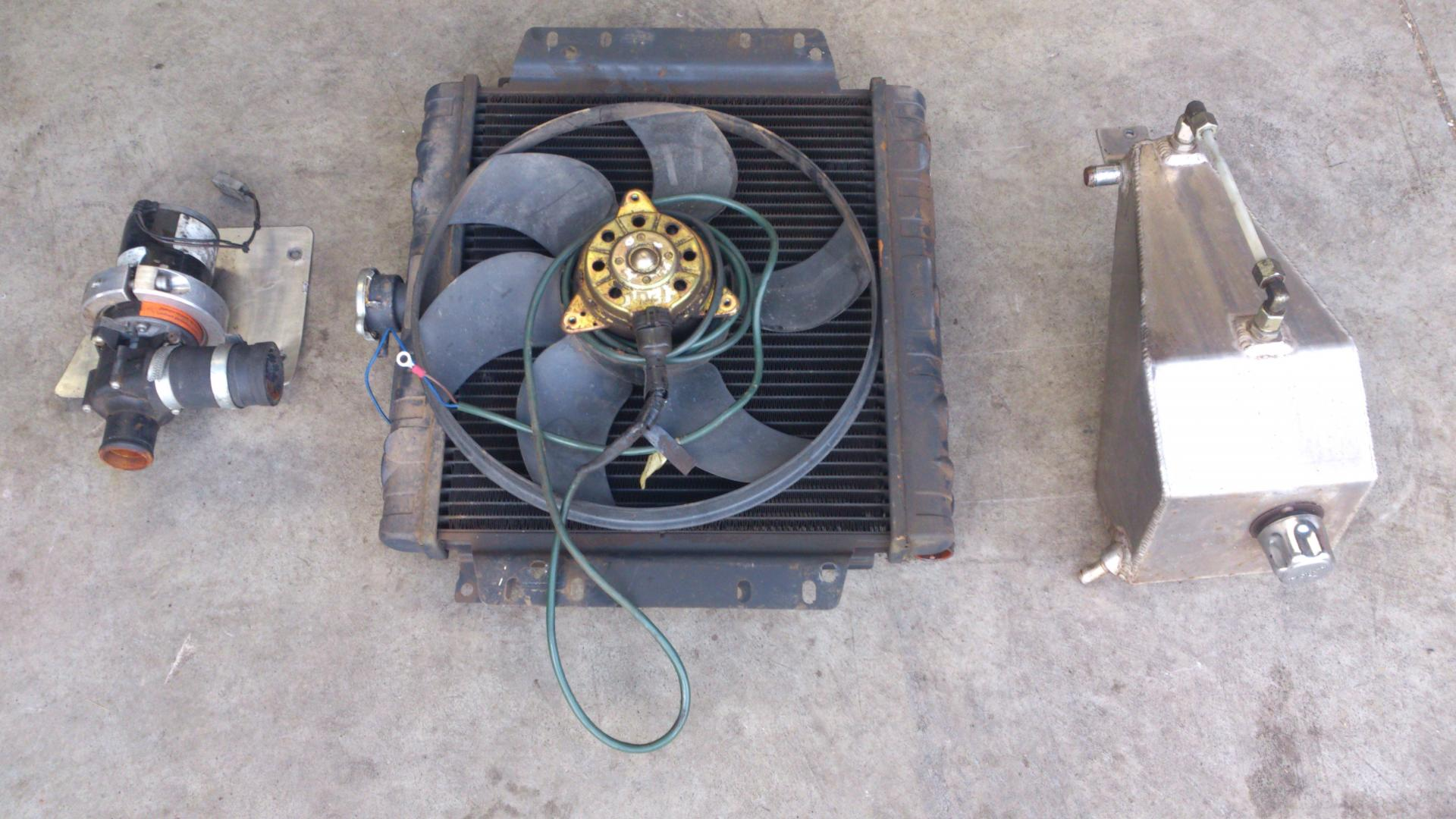 Circuit de refroidissement 1