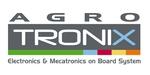 Logo agrotronix white